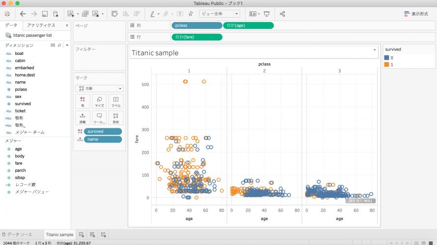 Tableauで始めるアドホック分析~SQLと関連づけてTableauの仕組みを理解する