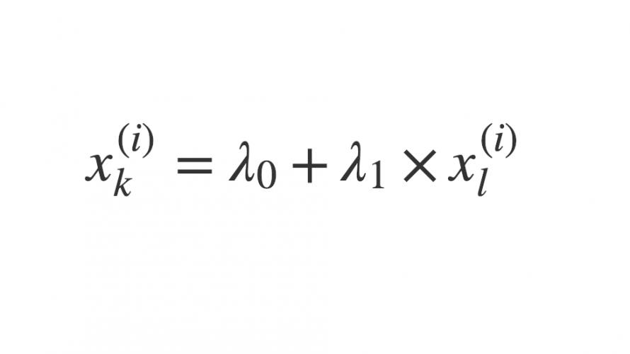 統計学と機械学習におけるマルチコ(多重共線性)に対する考えの相違